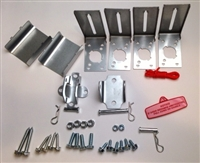 Linear Residential Hardware Kit (Linear Part Number: 220205-02)