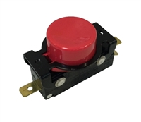 ADH Select Commercial Automatic Door Red Push Button Switch Assembly For Horton Automatic Door
