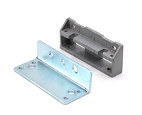 Celtic / Spartacus Aluminum Storefront Door Concealed Closer Body Mounting Brackets