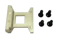 ADH Select Commercial ICU Door Flush Bolt Guide Bracket Guide For Stanley ICU Door