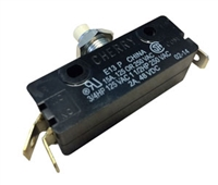 ADH Select Handicap ADA Door Opener Replacement Cherry Switch, Plunger Type, Spdt 15A