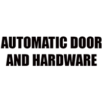 ADH Select Decal Set For AS0590 Series ADA Door Opener