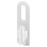 Prime Line B 602 - Screen Door Top Guide, Nylon, Crossly Doors