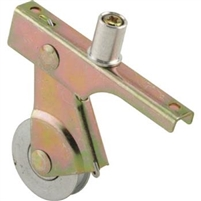 "Prime Line B 702 - Screen Door Roller Assembly, 1"" Steel Wheel"