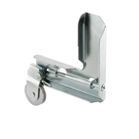 "Prime Line B 749 - Screen Door Roller & Corner, 1"" Stainless Steel Wheel"