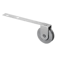 "Prime Line B 754 - Screen Door Tension Roller, 1"" S.S. Ball Bearing Wheel"