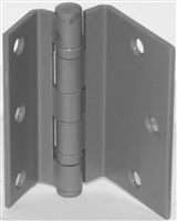 "S. Parker Hardware B1129-Pc4Hn, 4-1/2"" Prime Coat Full Surface Butt Hinge Ball Bearing Fixed Pin (Box Of 2)"