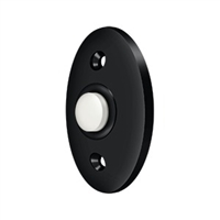 Deltana Bbc20U19 - Bell Button, Standard - Paint Black Finish