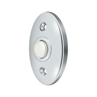Deltana Bbc20U26 - Bell Button, Standard - Polished Chrome Finish