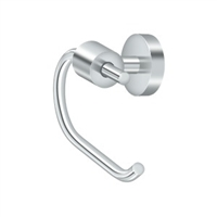 Deltana Bbs2001-26 - Toilet Paper Holder Single Post Bbs Series - Polished Chrome Finish