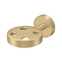 Deltana Bbs2014-4 - Tumbler Holder Bbs Series, Brushed Brass Finish