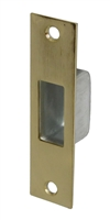 Don Jo BX-2-SDS-BP, Security Strike For Deadbolt, Brass Plated