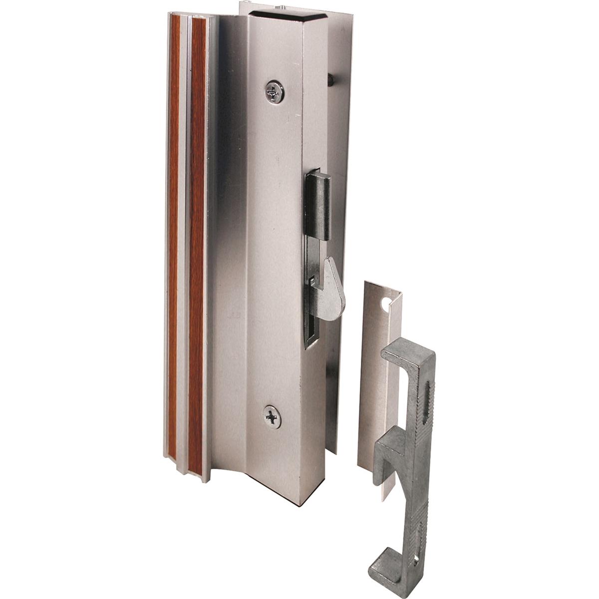 Prime Line C 1000 Sliding Glass Door Handle Lock Hook Style