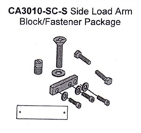 Calibre Ca3010-Sc-S, Side Load Arm Screw Package