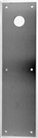 "Don Jo Cfk-71-605, 4"" X 16"" Push Plate, 605 Finish"
