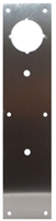 "Don Jo Cfl-70-605, 3-1/2"" X 15"" Push Plate, 605 Finish"