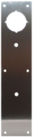 "Don Jo Cfl-71-605, 4"" X 16"" Push Plate, 605 Finish"