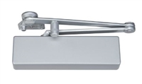 Norton Clp7500T 689: 7500 Series Multi-Size 1-6 Door Closer With Hold Open Closerplus Arm, 689 Aluminum Finish (25 Year Warranty)