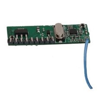 Camden Door Controls Cm-Rx-Dbb: 300 Mhz Daughterboard (Blue Antenna)