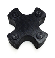 Hunter Ditec Entrematic Spider Coupling, Rubber