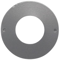 "Don Jo Cp-258-Sl, 2-5/8"" Cylinder Plate, Sl Finish"