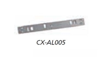 "Camden Door Controls Cx-Al005: Spacer Bar For 600 Lb Magnetic Locks, 3/8"" (9.5Mm) Thick"