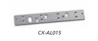 "Camden Door Controls Cx-Al015: Spacer Bar For 1200 Lb Magnetic Locks, 3/8"" (9.5Mm) Thick"