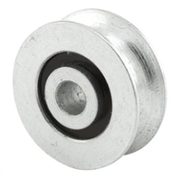 Prime Line D 1638 Sliding Door Roller, 27/32-Inch Steel Ball Bearing,(Pack Of 2)