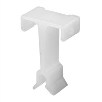 Prime Line D 1684 Sliding Door Top Guide,(Pack Of 2)