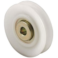 Prime Line D 1716 Sliding Door Roller With 1-11/16-Inch Nylon Ball Bearing, 2-Pack