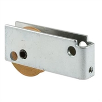 Prime Line D 1892 Sliding Door Roller Assembly With 1-1/4-Inch Steel Ball Bearing