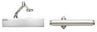 Tell Dc100159, 800 Series Grade 1 Door Closer, Adjustable Size 1-6, Aluminum Finish (Lifetime Warranty)