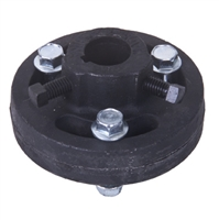 Torsion Shaft Center Coupling, 1""