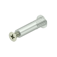 Deltana Sex Bolts For Dc40, White Finish