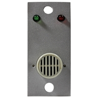 Deltrex 351-Bz - Buzzer On 1-Gang Plate