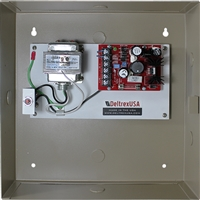 Deltrex 550 - Low Voltage Power Supply 750Ma @ 24Vdc Output