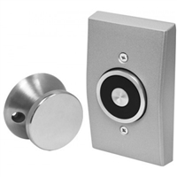 Deltrex 871 - Magnetic Door Holder Flush Mount