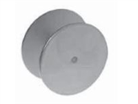 "Global Door Controls Dl-Dx161-Usp, 2 3/8"" Filler Plate, Lockset Accessories, Usp Primed Finish"