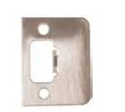 Global Door Controls Dl-Ta020-Us32D, D Strike, Lockset Strike, Us32D Satin Stainless Steel Finish