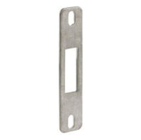 Prime Line E 2017 Sliding Door Wide Keeper, Stainless Steel