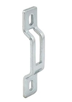 Prime Line E 2085 Sliding Door Keeper, 5/8 Wide, Stamped Steel,(Pack Of 2)