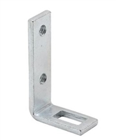 Prime Line E 2086 Sliding Door Keepers, Stamped Steel, Daryl/Crossly,(Pack Of 2)