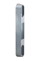 Prime Line E 2125 Sliding Door Keeper, Diecast