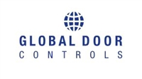 Global Door Controls Ed-Pp06-Al, Dummy Pull Plate In Aluminum