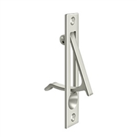 "Deltana Ep475U14 - Edge Pull, 4""X 3/4"" - Polished Nickel Finish"