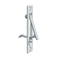 "Deltana Ep475U26 - Edge Pull, 4""X 3/4"" - Polished Chrome Finish"