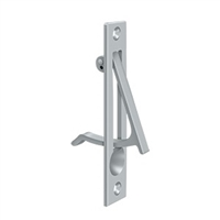 "Deltana Ep475U26D - Edge Pull, 4""X 3/4"" - Brushed Chrome Finish"