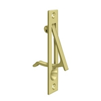 "Deltana Ep475U3 - Edge Pull, 4""X 3/4"" - Polished Brass Finish"