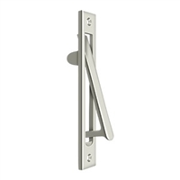"Deltana Ep6125U14 - Edge Pull Hd, 6 1/4"" X 1 1/4"" - Polished Nickel Finish"
