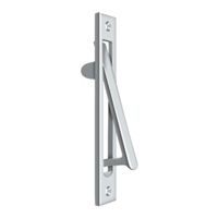 "Deltana Ep6125U26 - Edge Pull Hd, 6 1/4"" X 1 1/4"" - Polished Chrome Finish"
